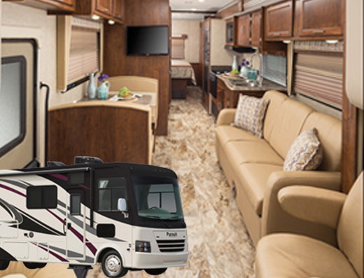 RV Vacation Rentals Class A Motorhomes