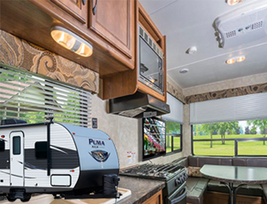 RV Vacation Rentals Travel Trailers