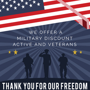 RV Vacation Rentals Military Discount